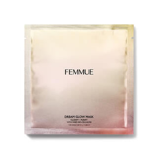 Cosme Kitchen - ファミュ  FFMMUE ドリームグロウマスク CP 4枚