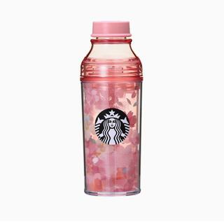 スターバックスコーヒー(Starbucks Coffee)のスターバックス  SAKURA 2018 ダブルウォールサニーボトルチェック(タンブラー)