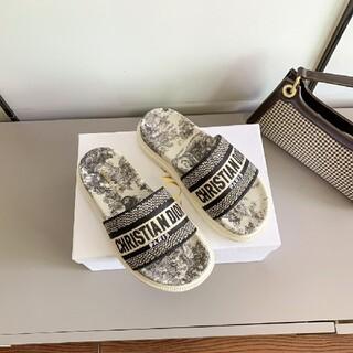 Dior - 美品Christian dior夏サンダル#11