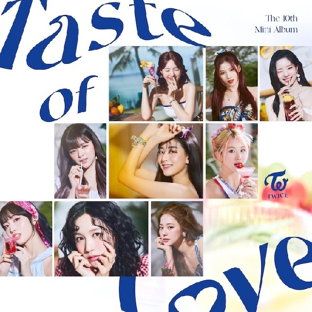 Waste(twice)(ウェストトゥワイス)のTWICE  taste of LOVE  bestPV   エンタメ/ホビーのDVD/ブルーレイ(ミュージック)の商品写真