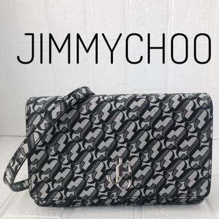 JIMMY CHOO - ✨未使用✨JIMMYCHOO ジミーチュウショルダーバッグ チェーンバッグ
