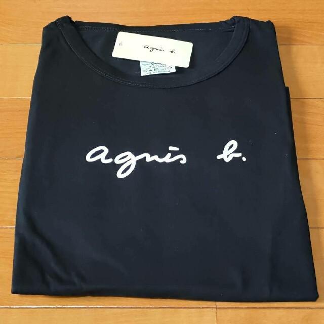 agnes b.(アニエスベー)のアニエスベー 半袖Tシャツ Mサイズ レディース Agnes`b レディースのトップス(Tシャツ(半袖/袖なし))の商品写真