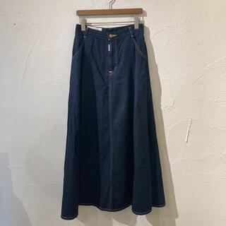 Spick and Span - SPICK&SPANスピックアンドスパン/SOMETHINGコラボデニムスカート