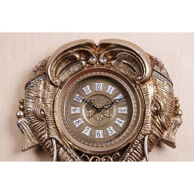 壁掛け時計 クロック かけ時計 掛け時計  インテリア/住まい/日用品のインテリア小物(掛時計/柱時計)の商品写真