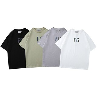 FEAR OF GOD - 男女兼用☆2枚8000円☆FOG103新品Tシャツ☆FEAR OF GOD☆