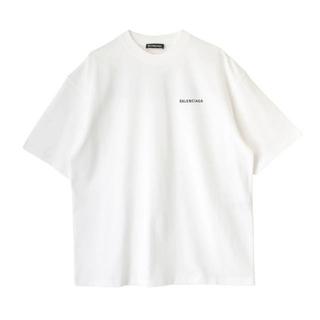 Balenciaga - BALENCIAGA ロゴ tシャツ