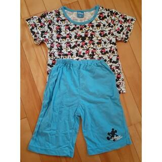 Disney - 半袖パジャマ 100サイズ