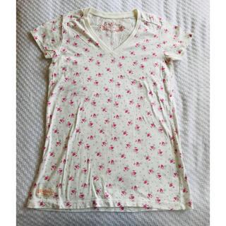キャスキッドソン(Cath Kidston)のキャスキットソン クラシック小花柄Tシャツ ユニクロ(Tシャツ/カットソー(半袖/袖なし))