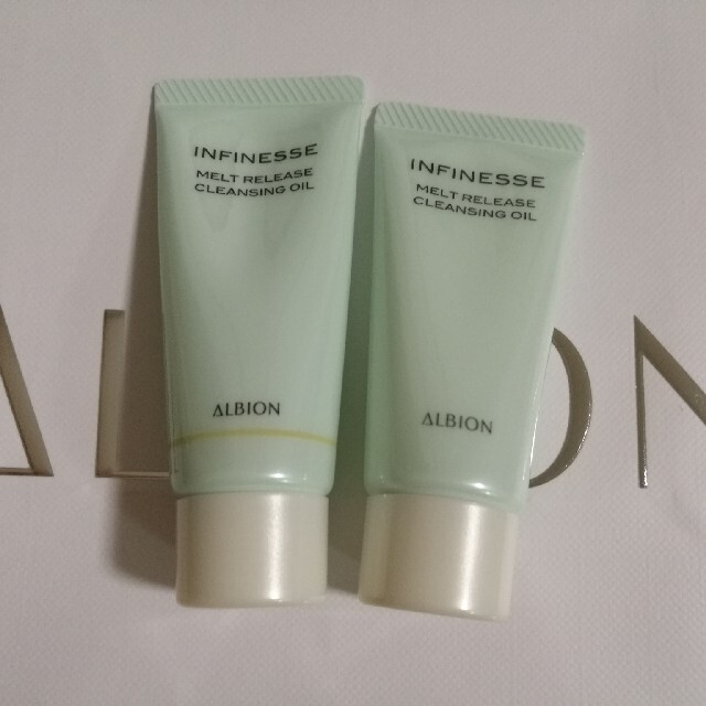ALBION(アルビオン)のアルビオン アンフィネス メルトリリースクレンジングオイル サンプル コスメ/美容のスキンケア/基礎化粧品(クレンジング/メイク落とし)の商品写真