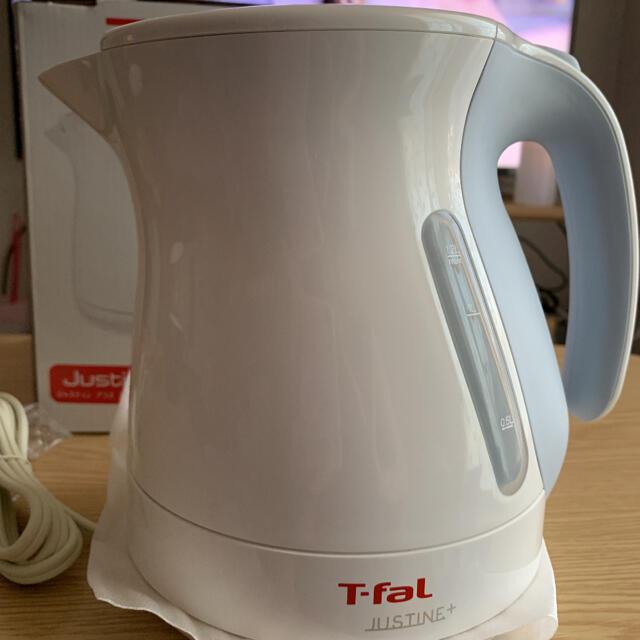 T-fal(ティファール)の晴男様専用 ティファール ケトル 未使用 スマホ/家電/カメラの生活家電(電気ケトル)の商品写真