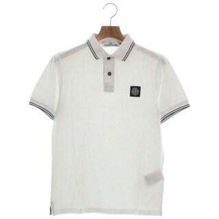 ストーンアイランド(STONE ISLAND)のSTONE ISLAND ポロシャツ メンズ(ポロシャツ)