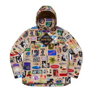 Supreme - Supreme GORE-TEX Stickers Shell Jacket