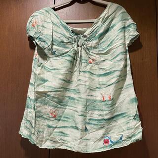 ツモリチサト(TSUMORI CHISATO)のツモリチサト カットソー 3780→3700(カットソー(半袖/袖なし))