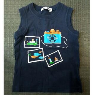 familiar - ファミリア キッズ ノースリーブTシャツ 90サイズ