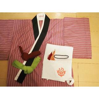 刀剣乱舞☆宗三左文字衣装(衣装一式)