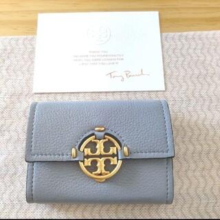 Tory Burch - 【新品未使用】トリーバーチ ミニ財布(お札入れなし)