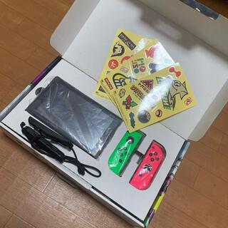 Nintendo Switch - Nintendo Switch スプラトゥーン 本体 ジョイコン