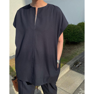 STUDIOUS - クラネ SOLID FORM TOPS