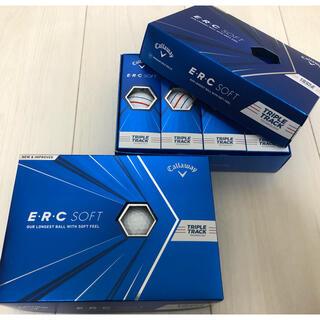 202021年 新モデル キャロウェイ ERC ソフトトリプルトラック 2ダース