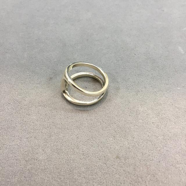 Ron Herman(ロンハーマン)のホーセンブース ファントムリング シルバー925  14号 メンズのアクセサリー(リング(指輪))の商品写真