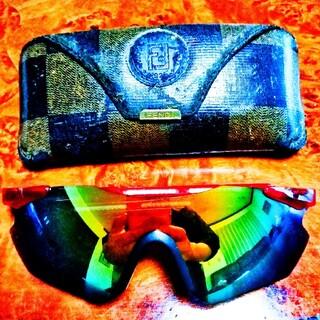 フェンディ(FENDI)の有名ファッションブランド FENDI のメガネケースとスポーツサングラス(サングラス/メガネ)