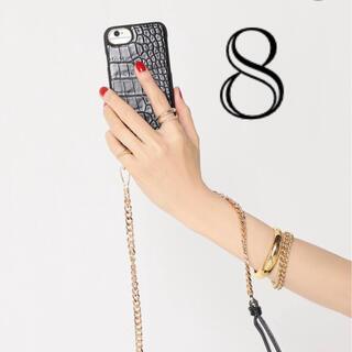 ドゥーズィエムクラス(DEUXIEME CLASSE)のideal of sweden iphone case(iPhoneケース)