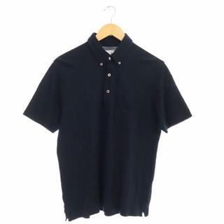 ビューティアンドユースユナイテッドアローズ(BEAUTY&YOUTH UNITED ARROWS)のB&Y ユナイテッドアローズ BEAUTY&YOUTH ポロシャツ L 紺(ポロシャツ)