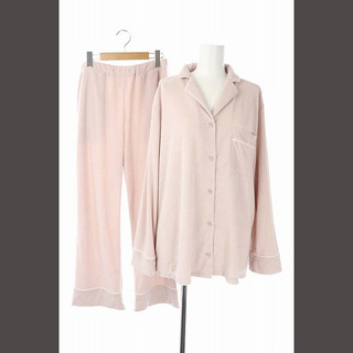 ジェラートピケ(gelato pique)のジェラートピケ パジャマ ナイトウェア ルームウェア 長袖 ONE ピンク(パジャマ)