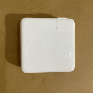 Apple - 87w Apple 純正 AC アダプター USB c MacBook pro