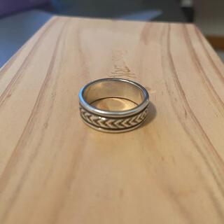 マライカ(MALAIKA)のブルースモーガン リング(リング(指輪))