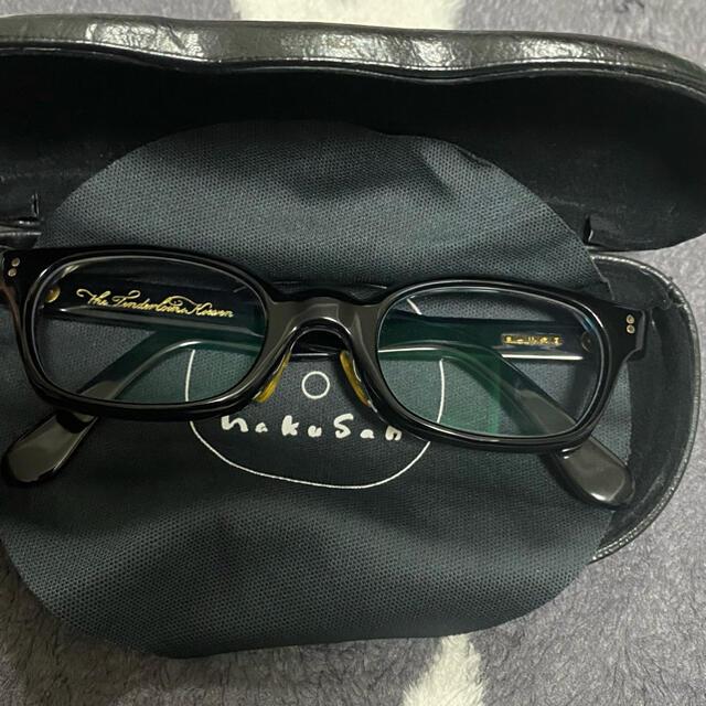 TENDERLOIN(テンダーロイン)の白山眼鏡店 テンダーロインTENDERLOIN 白山眼鏡 In the wind メンズのファッション小物(サングラス/メガネ)の商品写真