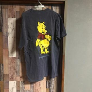 Disney - ディズニー プーさん ヴィンテージ Tシャツ