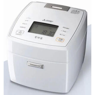 三菱電機 - 三菱電機 IHジャー炊飯器 NJ-VVB10-W 未使用品 箱無し