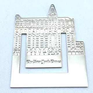 ティファニー(Tiffany & Co.)のティファニー プレート ニューヨークタイムズ ブックマーカー 財布マネークリップ(マネークリップ)
