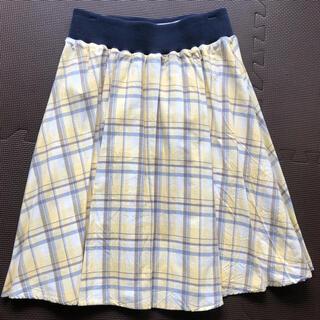 オリーブデオリーブ(OLIVEdesOLIVE)のスカート リバーシブル(ひざ丈スカート)