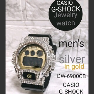 ジーショック(G-SHOCK)のG-SHOCK ジュエリーウォッチ腕時計【Jewelry watch】black(腕時計(デジタル))