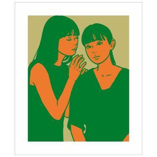 KYNE / Untitled : K(版画)