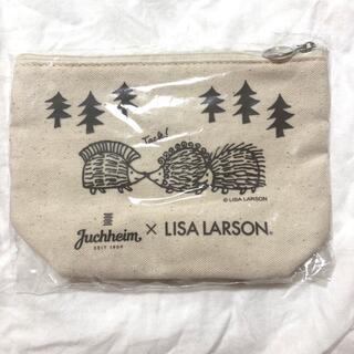 Lisa Larson - ユーハイム×リサラーソン コラボレーション オリジナルポーチ