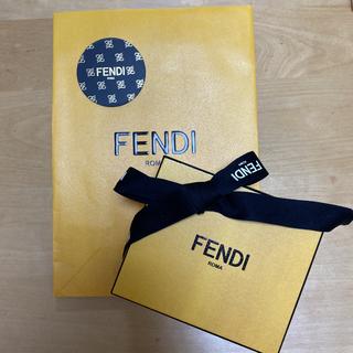 フェンディ(FENDI)のFENDI 箱ショッパーのみ(ショップ袋)