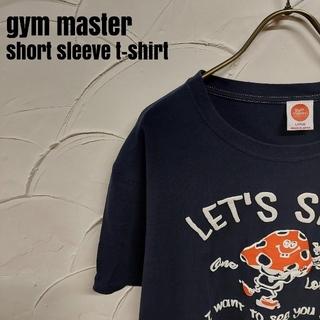 ジムマスター(GYM MASTER)のgym master/ジムマスター 半袖 プリント TEE Tシャツ(Tシャツ/カットソー(半袖/袖なし))
