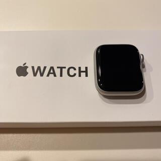Apple - Apple Watch SE ほぼ未使用 40mm 着用一度 長期保証付 GPS
