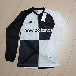 New Balance - new balance ピステ風シャツ メンズM Tシャツジャージジャケット