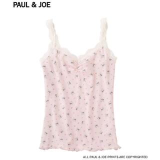 PEACH JOHN - PAUL&JOE×PEACH JOHN サーマルプリントキャミ