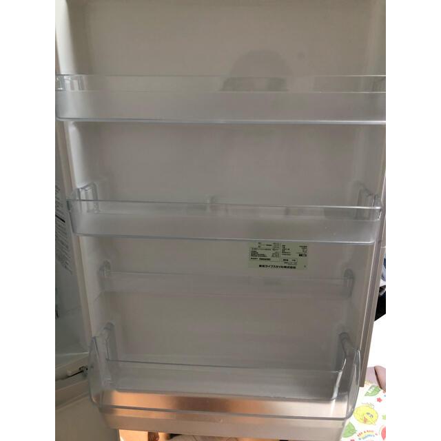 東芝(トウシバ)の東芝 TOSHIBA 冷蔵庫 GR-G38SXV ホワイト 375L スマホ/家電/カメラの生活家電(冷蔵庫)の商品写真