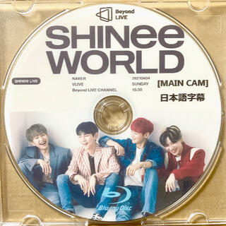 シャイニー(SHINee)のSHINee Beyond LIVE ノーカット ●Blu-ray●(K-POP/アジア)