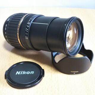 タムロン(TAMRON)のTAMRON 18-200mm 高倍率ズーム ニコン用(レンズ(ズーム))