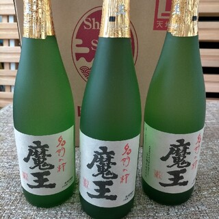 【専用 rin rin様】芋焼酎 魔王 720ml 6本セット(焼酎)