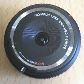 OLYMPUS - 週末限定値下 オリンパス ボディキャップレンズBCL-0980