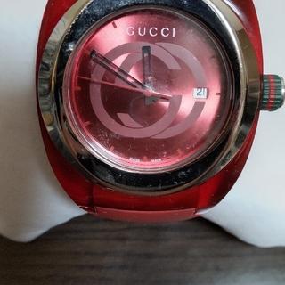 Gucci - GUCCI時計グッチ男女兼用腕時計
