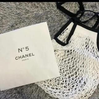 CHANEL - 【新品未開封】シャネル CHANEL N°5 ノベルティ  網状 バック